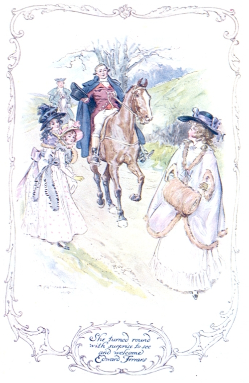 the differences between marianne and elinor from sense and sensibility by jane austen Buy the mass market paperback book sense and sensibility by jane austen at  sense and sensibility: 200th anniversary edition  ending in between marianne.
