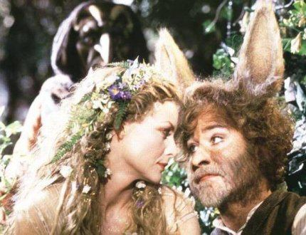 the imagery used in shakespeares play a midsummer nights dream A midsummer night's dream  a group of working men meet to put on play for the court  they discuss shakespeare's use of language and imagery in titania's speech.