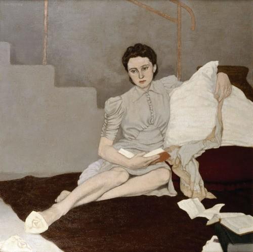 fellow readers favorite paintings of women reading the sleepless