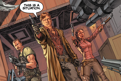 firefly returning as a graphic novel