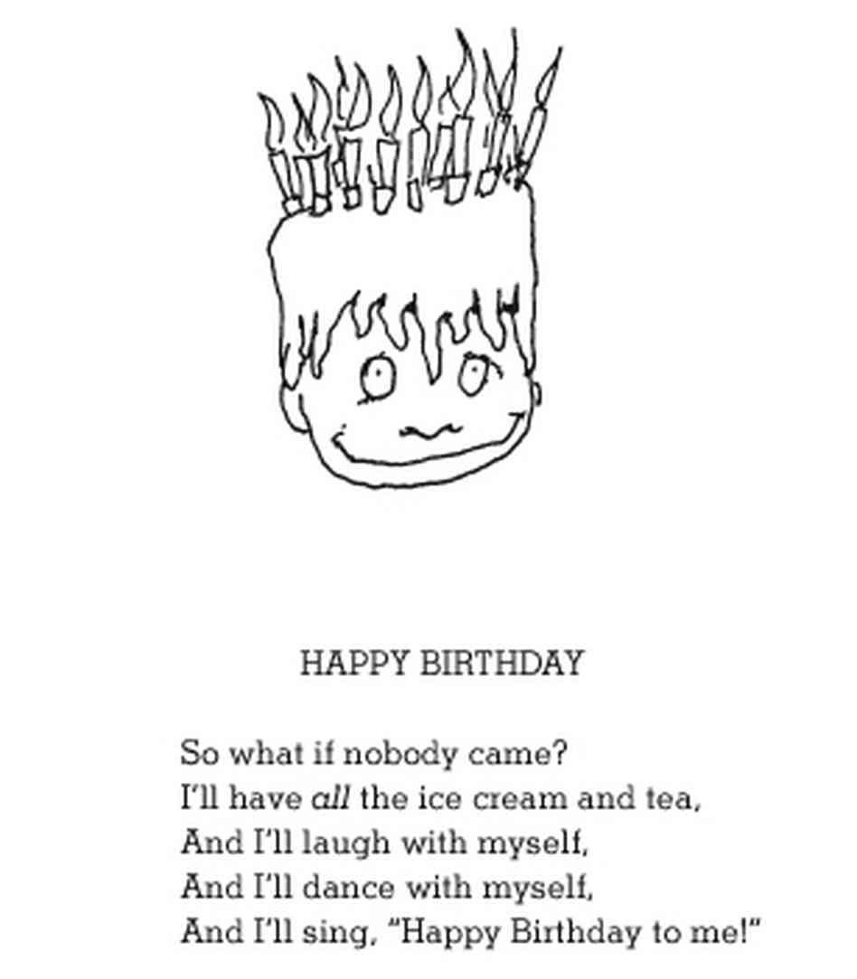 Poetry by Shel Silverstein | The Sleepless Reader