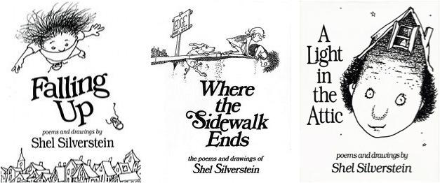 Poetry By Shel Silverstein The Sleepless Reader