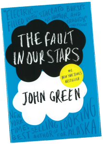Fault in our Stars--Cover